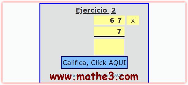 ejercicios de multiplicación para resolver pdf